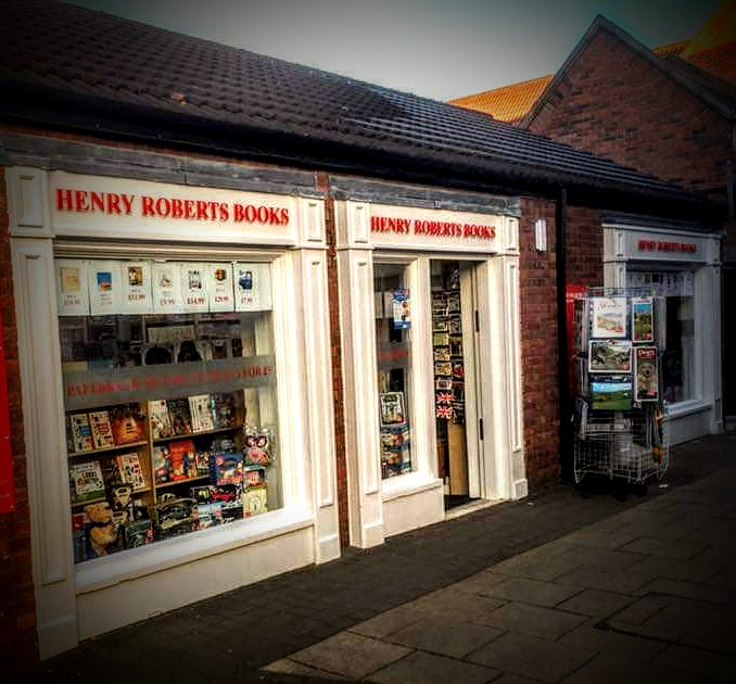Henry Roberts Book Shop